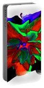 Abstract Elegance Portable Battery Charger