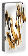 Abstract Expressionism Painting Series 734.102910 Portable Battery Charger