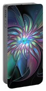 Abstract Fantasy Portable Battery Charger