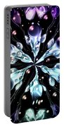 Abstract Fractal 623162 Portable Battery Charger