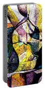 Abstract Fruit Still Life Portable Battery Charger