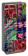 Abstract Graphic Art By Navinjoshi At Fineartamerica.com Elegant Interior Decoractions Print On Thro Portable Battery Charger