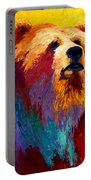 Abstract Grizz Portable Battery Charger