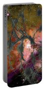 Abstract Images Of Forgiveness Series #4 Portable Battery Charger