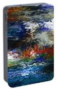 Abstract Impression 5-9-09 Portable Battery Charger