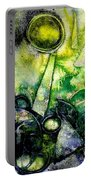 Abstract Landscape IIi Portable Battery Charger
