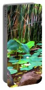 Abstract Nature 4043 Portable Battery Charger
