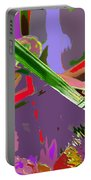 Abstract One Portable Battery Charger