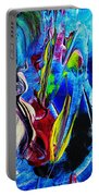 Abstract Perfection Portable Battery Charger