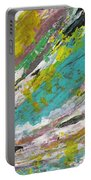 Abstract Piano 1 Portable Battery Charger