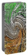 Abstract Reeds Portable Battery Charger