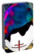Abstract Religion 2a Portable Battery Charger