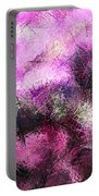 Abstract Rhythm Portable Battery Charger
