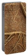 Abstract Roots Portable Battery Charger