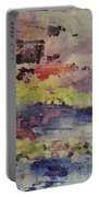Abstract Series Dreaming Portable Battery Charger