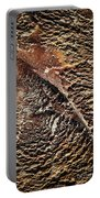 Abstract Surface Bumpy Stone Portable Battery Charger