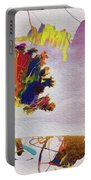 Abstract Tree 33w Portable Battery Charger