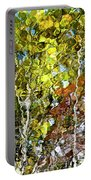 Abstract Tree Reflection Portable Battery Charger