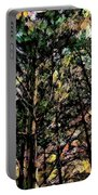 Abstract Trees 691 Portable Battery Charger