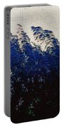 Abstract Trees 8 Portable Battery Charger