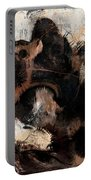 Abstract Universe Planet 5 Portable Battery Charger