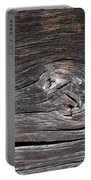 Abstract Wood Background  Portable Battery Charger