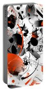 Abstraction 1109 Portable Battery Charger