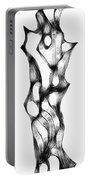 Abstraction 1807 Portable Battery Charger