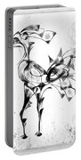 Abstraction 1809 Portable Battery Charger
