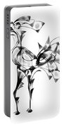 Abstraction 1810 Portable Battery Charger