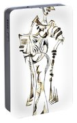 Abstraction 2152 Portable Battery Charger