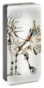 Abstraction 2185 Portable Battery Charger