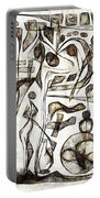 Abstraction 2217 Portable Battery Charger