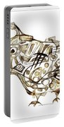 Abstraction 2248 Portable Battery Charger