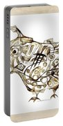 Abstraction 2249 Portable Battery Charger