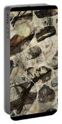 Abstraction 2323 Portable Battery Charger
