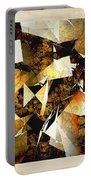 Abstraction 2398 Portable Battery Charger
