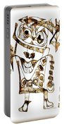 Abstraction 2423 Portable Battery Charger