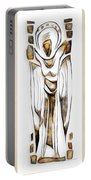Abstraction 2428 Portable Battery Charger