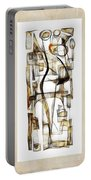 Abstraction 2431 Portable Battery Charger
