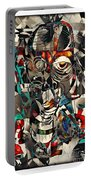 Abstraction 2501 Portable Battery Charger