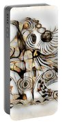 Abstraction 2737 Portable Battery Charger