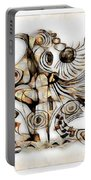 Abstraction 2739 Portable Battery Charger