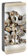 Abstraction 2740 Portable Battery Charger