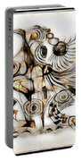 Abstraction 2741 Portable Battery Charger