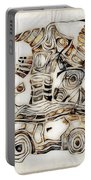 Abstraction 2810 Portable Battery Charger