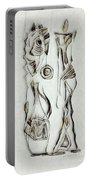 Abstraction 2822 Portable Battery Charger