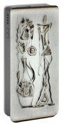 Abstraction 2824 Portable Battery Charger