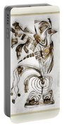 Abstraction 2833 Portable Battery Charger
