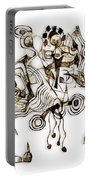 Abstraction 2865 Portable Battery Charger